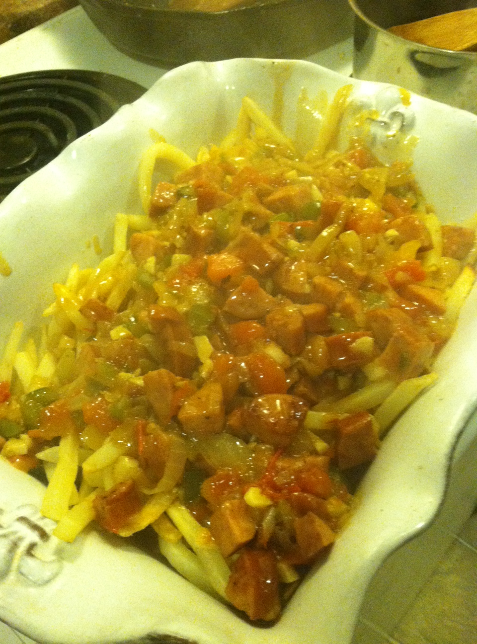 Cajun Poutine | Bake This Day Our Daily Bread