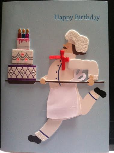 Happy Birthday Swedish Chef Cake