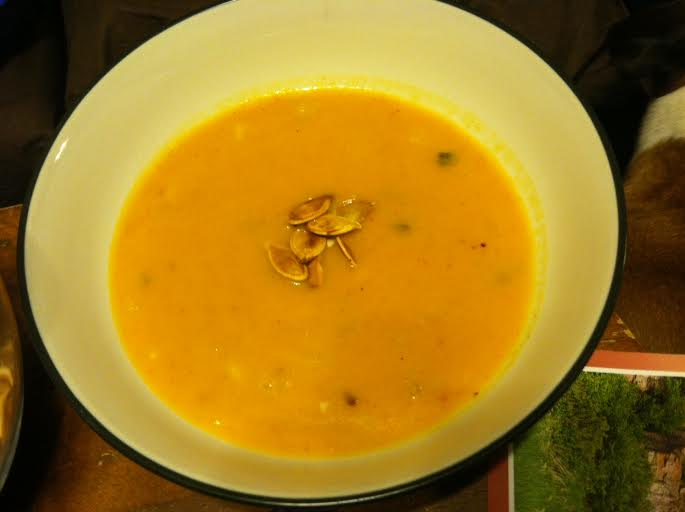 Thai Pumpkin Soup | Bake This Day Our Daily Bread